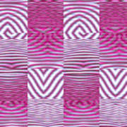 Moveonart New Future Texture 1 Poster