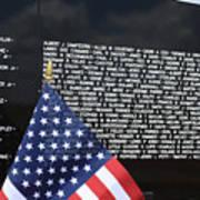 Moving Wall - Vietnam Memorial Poster