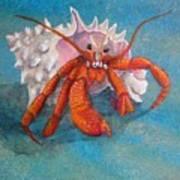 Mr. Crab Poster