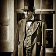 Mr Lincoln Poster