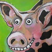 Mr Pig Poster