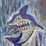 Mr. Shark Poster