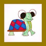 Mr. Turtle Poster