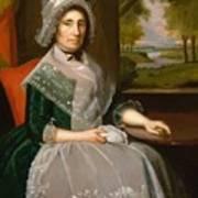 Mrs Richard Alsop 1792 Poster