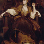 Mrs Siddons As The Tragic Muse Poster