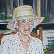 Mrs Spencer Poster