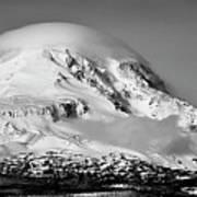 Mt Adams Poster
