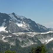Mt Baker Poster
