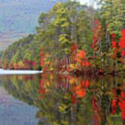 Mt. Chocorua Reflections II Poster