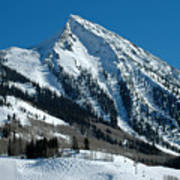 Mt Crested Butte Poster