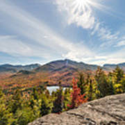 Mt. Joe, Adirondacks  Poster