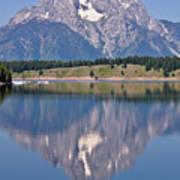 Mt. Moran Poster