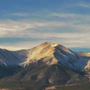 Mt. Princeton Poster