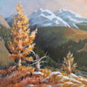Mt. Rainier 5 Poster