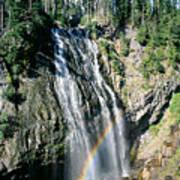 Mt. Rainier National Park Poster