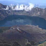 Mt Rinjani Poster