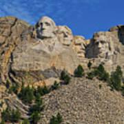 Mount Rushmore-2 Poster