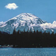 Mt. St. Helens 1975 Poster