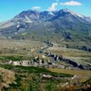 Mt. St. Helens 2005 Poster