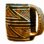 Mug Of The Anasazi Poster