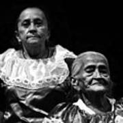 Mujeres Salvadorenas  Poster
