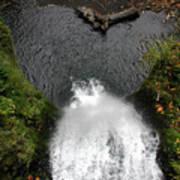 Multnomah Falls - 4 Poster