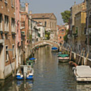 Murano Canal 4329 Poster