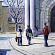 Museum Walks Poster