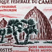 Musgum Houses Poster