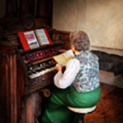 Music - Organist - The Lord Is My Shepherd  Poster