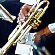 Music Man Trumpet Poster