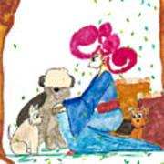 My Dog Poster