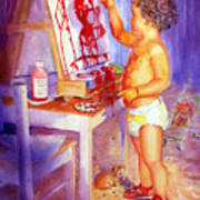 My Favorite Painter Poster