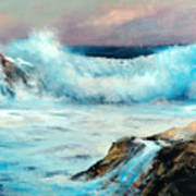 My Favorite Seascape Poster