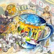 My First Memphis Mug Poster