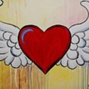 My Heart Has Wings Poster