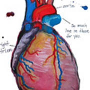 My Heart Poster