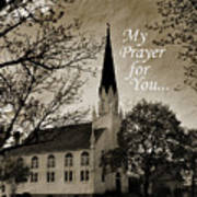 My Prayer For You Poster