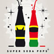 My Super Soda Pops No-01 Poster