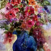 My Wildflowers Poster