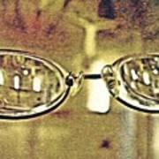 Myopia At The Museum Poster