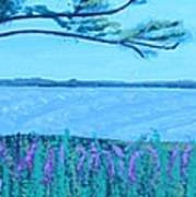 Mystic Strength Of The Niagara River Poster