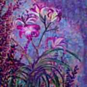 Mystical Garden Poster