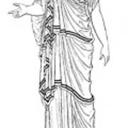 Mythology: Hera/juno Poster