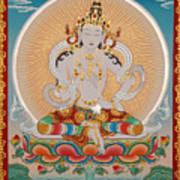 Namcho Vajrasattva Poster