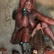 Namibia Tribe 1 Poster