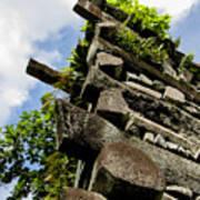 Nan Madol Wall Poster