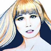 Nancy No Nose Poster
