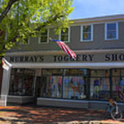 Nantucket Murrays Toggery Shop - Y1 Poster
