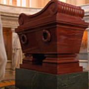 Napoleon's Tomb Poster